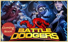Battle Dodgers from Galaxy Pest Control