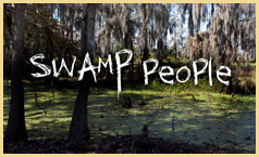 Swamp People from Galaxy Pest Control