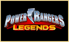 Power Rangers Legends from Galaxy Pest Control